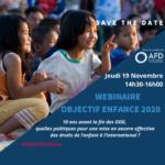 Objectif Enfance 2020